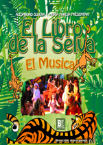 musical El libro de la selva