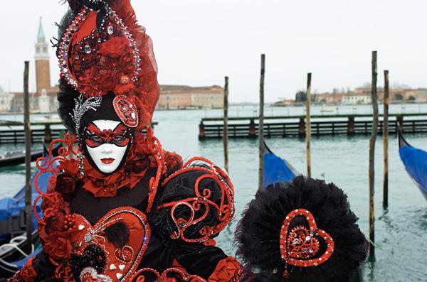 carnaval-Venecia con niños