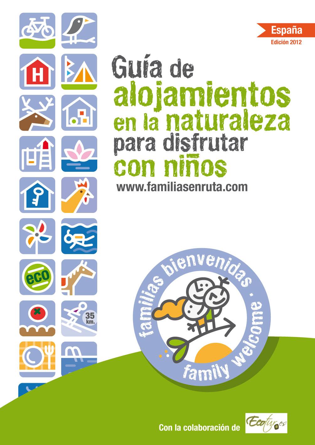 Gu a de alojamientos en la naturaleza para disfrutar con for Alojamiento zaragoza con ninos