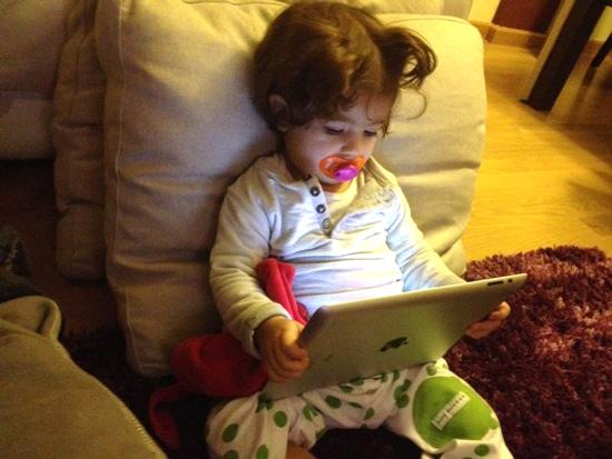 iPad para los viajes