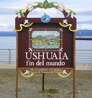 Ushuaia con niños