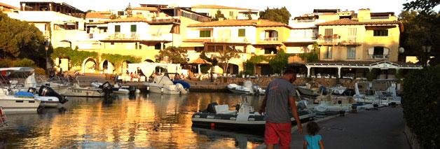 Porto Rotondo y Porto Cervo, los puertos más chic de Cerdeña
