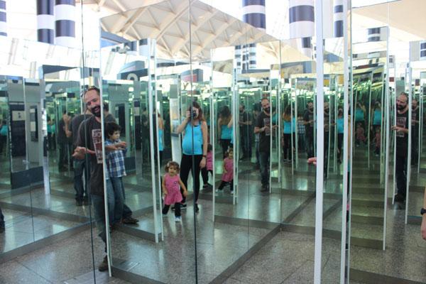 Museo de las ciencias con niños