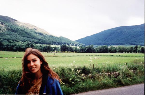Highlands con niños