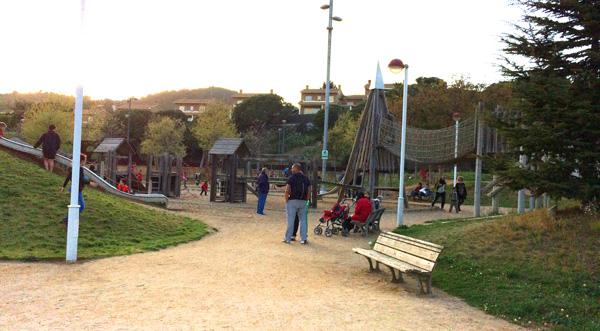 parque Francesc Macia