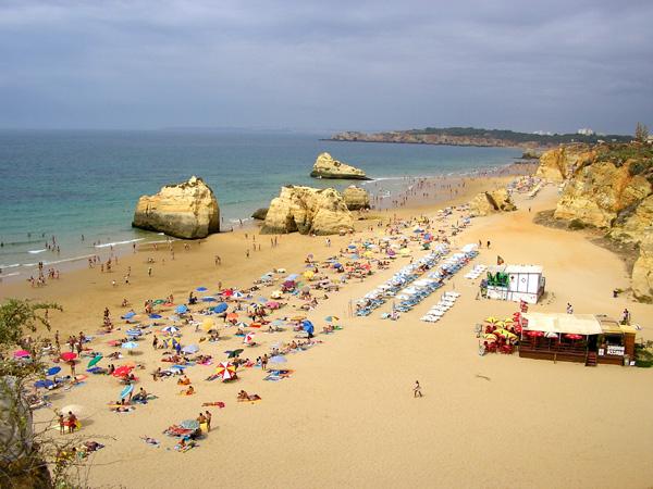 Playas Portugal Dona Ana