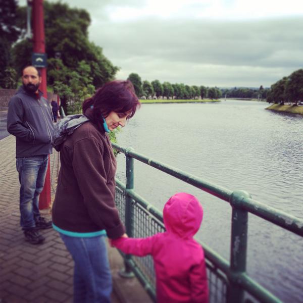 Escocia con niños Inverness