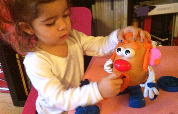 juguetes para los viajes plastilina
