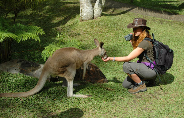 Australia con niños Kuranda