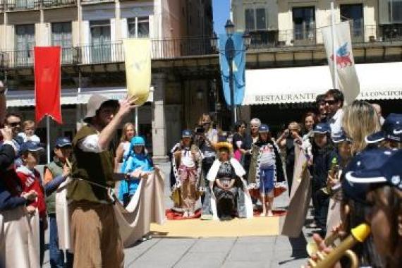 Viajar a Segovia con niños alcazar