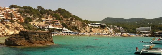 5 planes en Ibiza con niños