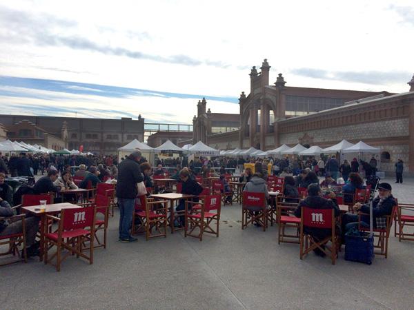 Madrid Productores zona degustacion ocio Madrid con niños