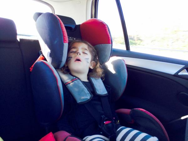 sillas de coche infantil