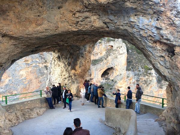 que ver en Cuenca con niños ventano del diablo
