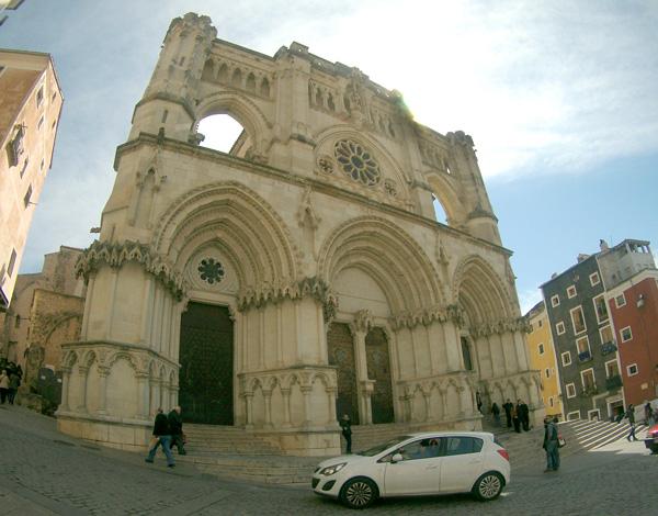 que ver en Cuenca con niños Catedral