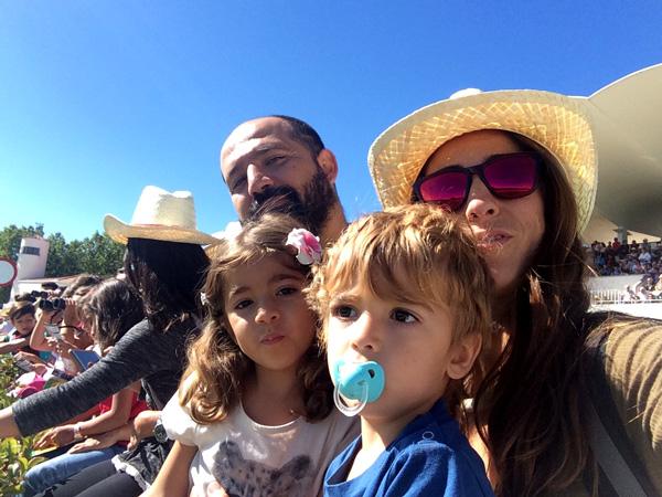hipodromo zarzuela con niños