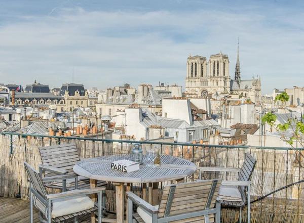 Apartamento Paris con niños