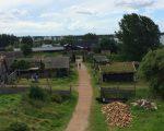 El Museo Vikingo de Foteviken