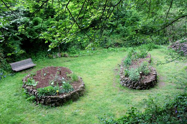 Pedra Tosca jardin de plantas medicinales