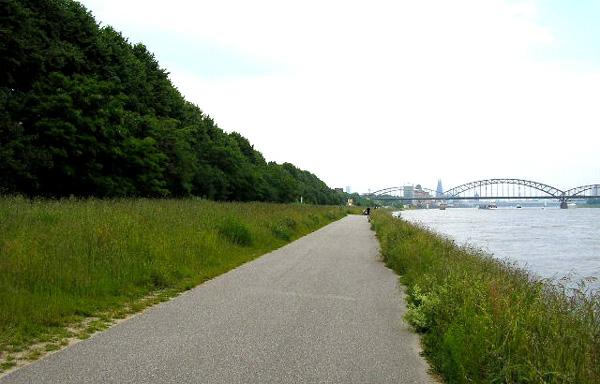 Colonia paseo por el Rin