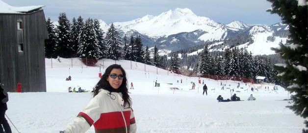 Esquí en Avoriaz