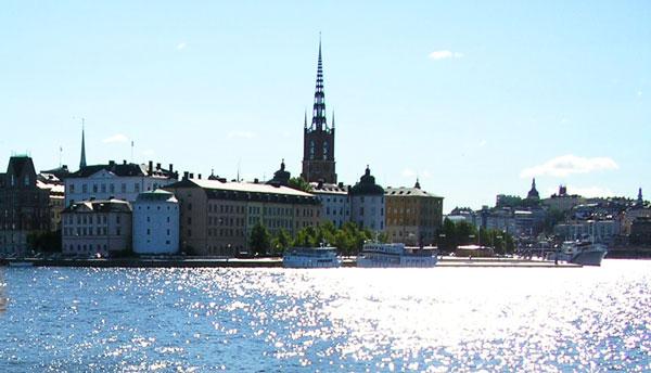 Miniguía de Estocolmo con Peques