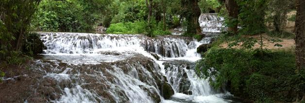 Excursión al Reino del agua