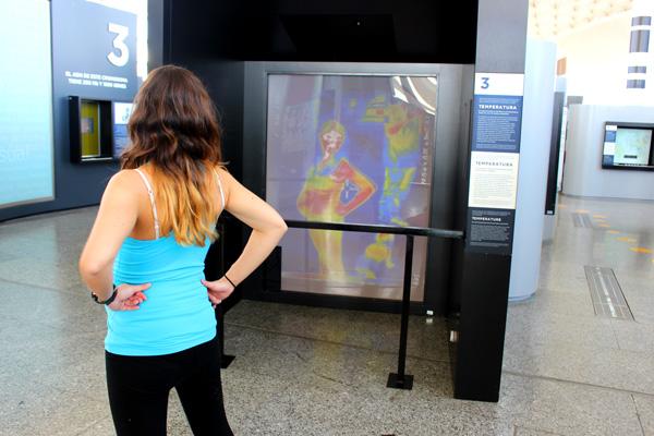 visitar el museo de las artes y las ciencias con niños