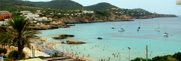 Miniguía de Ibiza con niños