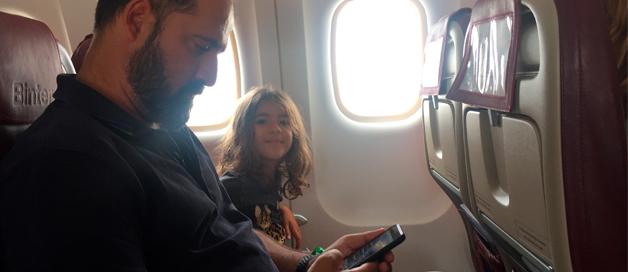 Cómo reservar el mejor asiento de avión