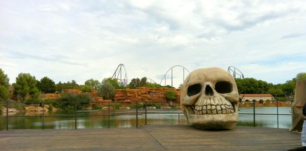 Ya es Halloween en Port Aventura
