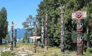 viajar a Vancouver con niños 2013 - Stanley Park