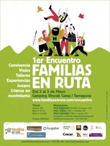 Encuentro Familias en Ruta