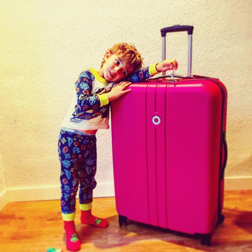 maletas para viajes con niños