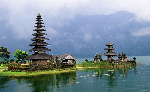 Indonesia con niños