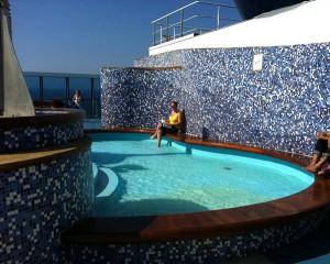 ferry piscina infantil