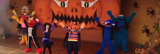 Donde ir en Halloween con niños