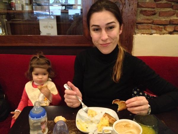 brunch Cafe Oliver