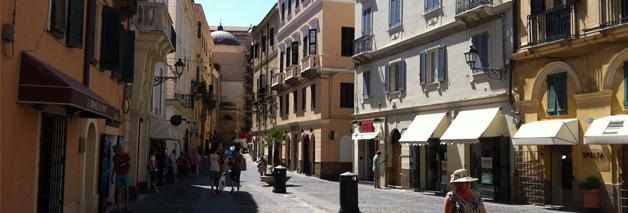Alghero, la ciudad catalana de Cerdeña