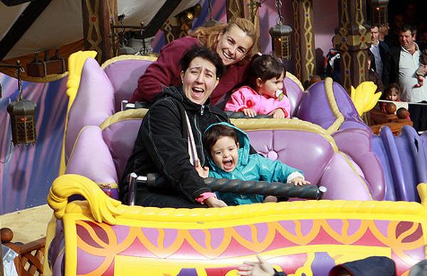 viajar a Disney con niños