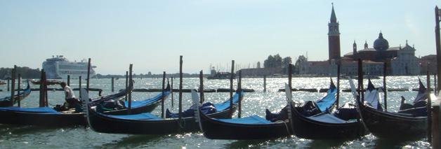 Venecia, una escapada muy romántica