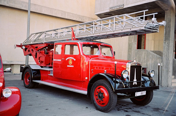 Museo del fuego y de los bomberos