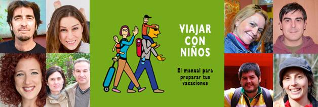 Viajar con niños, el manual para preparar tus vacaciones en familia