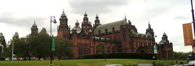 Museo Kelvingrove, un must en tu visita a Glasgow con niños