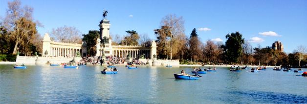 El Retiro, un clásico en Madrid para todas las edades