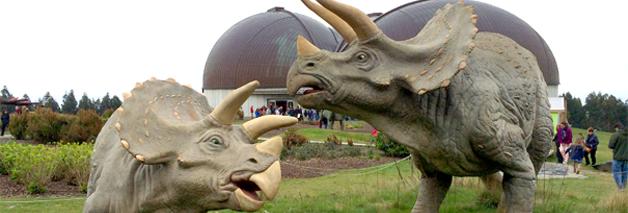 El Museo Jurásico de Asturias