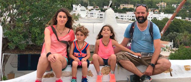 Dónde ir de vacaciones con niños