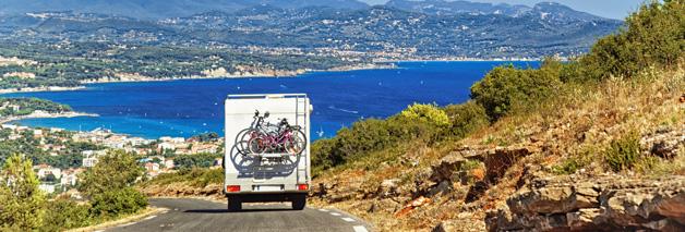 Ruta en autocaravana por la costa Mediterránea