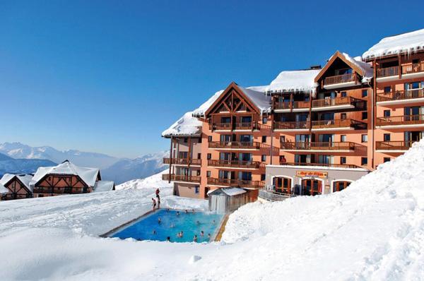 Pierre & Vacances Le Thabor Los Alpes Francia