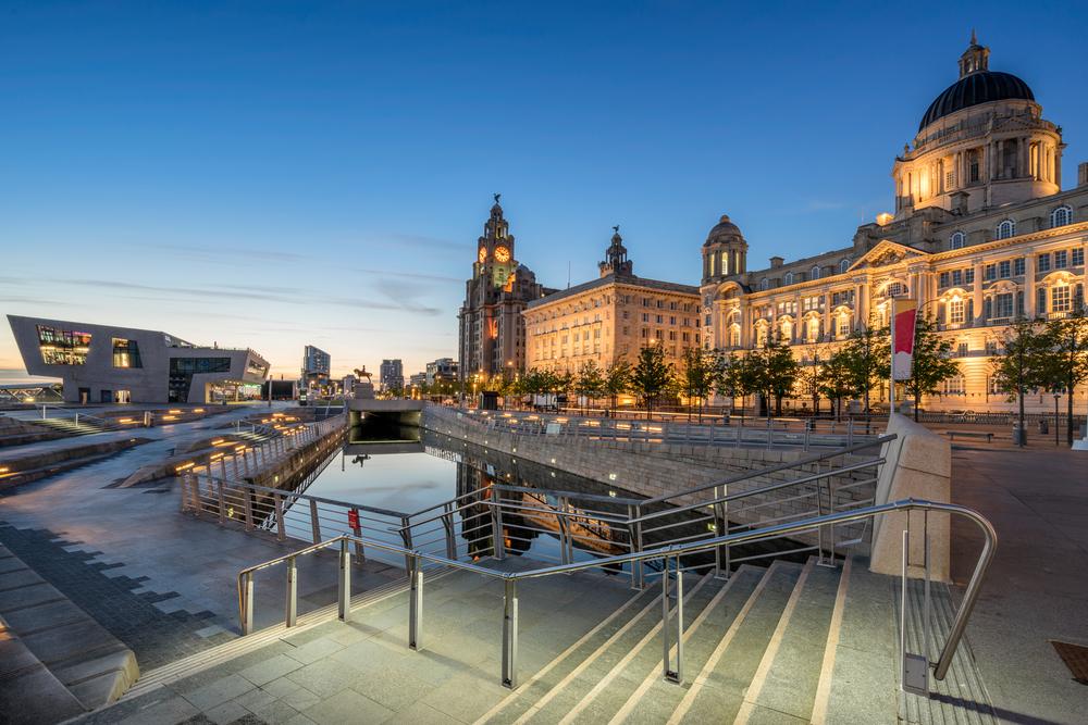 vacaciones Liverpool con niños
